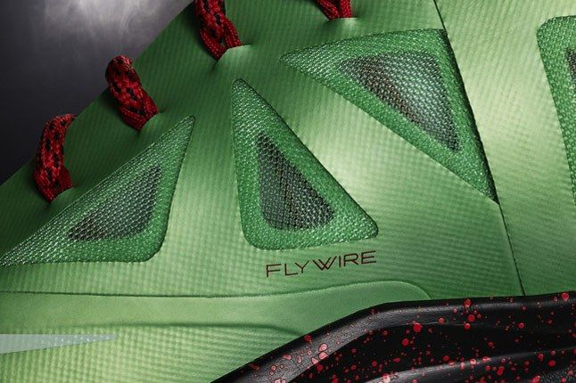 Nike Lebron X Flywire 1