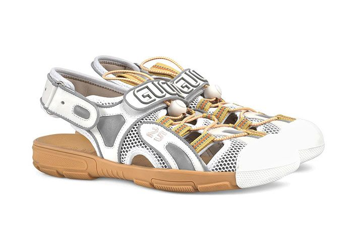 Gucci Sneaker Sandal Hybrid Side