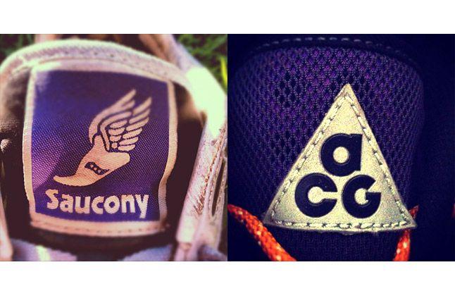 Saucony Acg Logos 1
