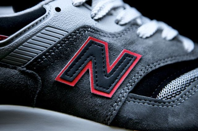 New Balance 997 Made Usa Dark Grey 6