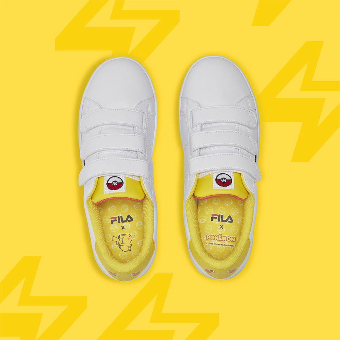 Pokemon X Fila Sneakers Classic Kicks B Sneaker Freaker 3