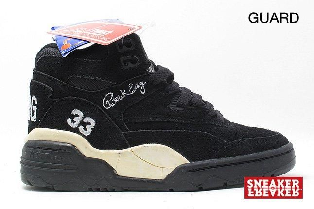Ewing Sneakers Guard Black 1