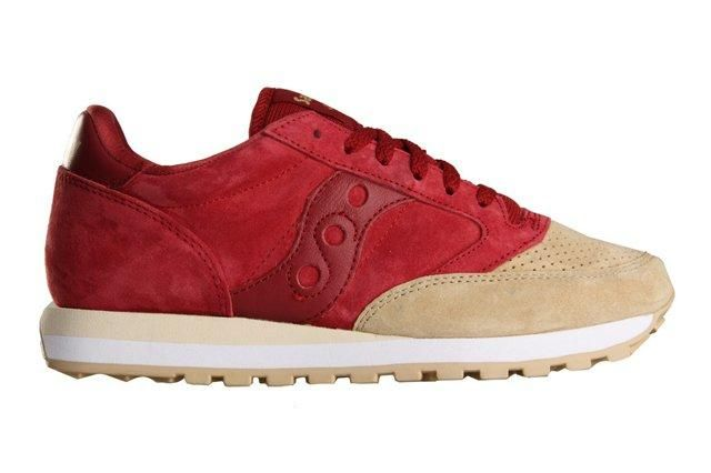 Saucony Jazz Luxury Red Sand 4