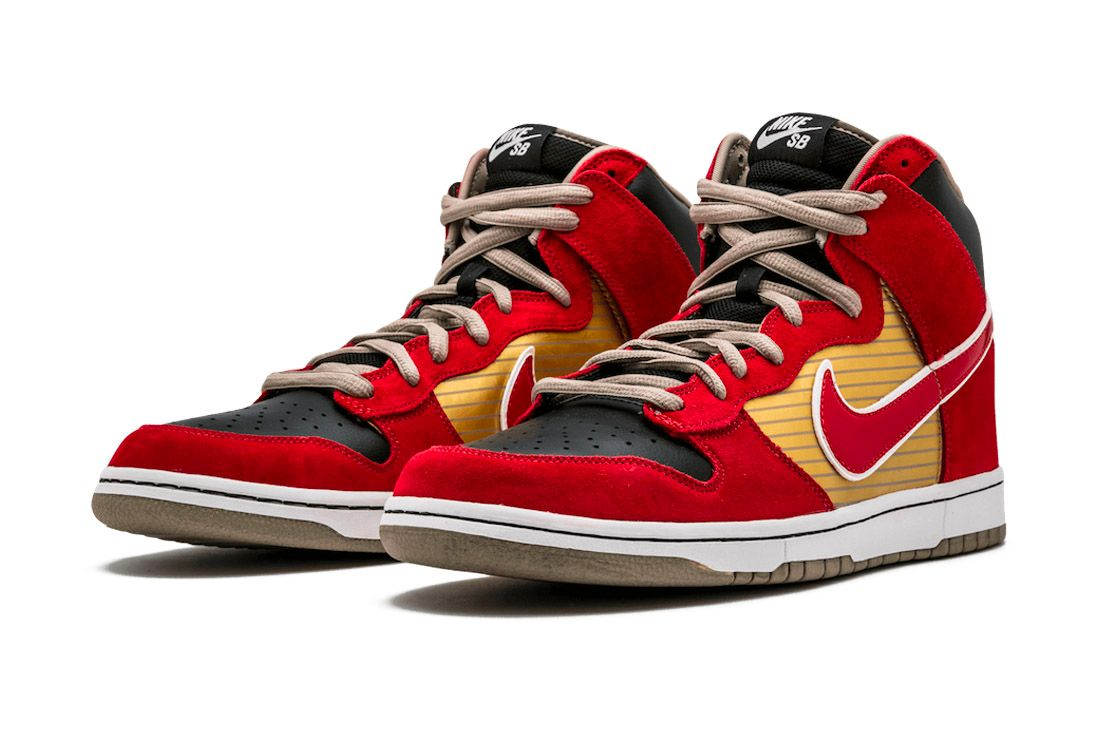 Nike Dunk High Tecate