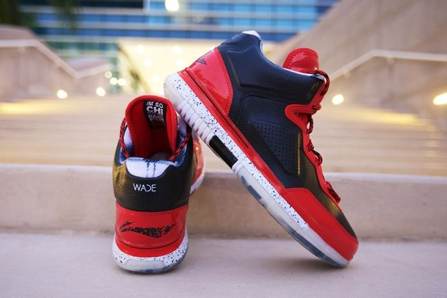 Dwade Lining Black Collection Hero Side 1