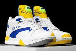 Reebok Court Victory Pump Ion Blue Thumb
