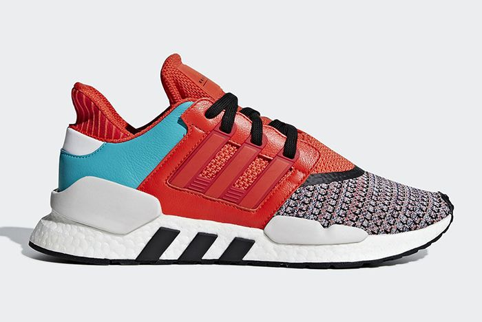 Adidas Eqt Support 91 18 Multicolour 1