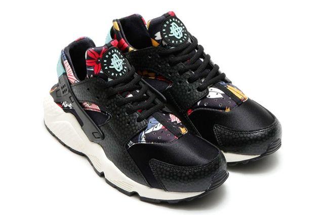 Nike Floral Huarache 6