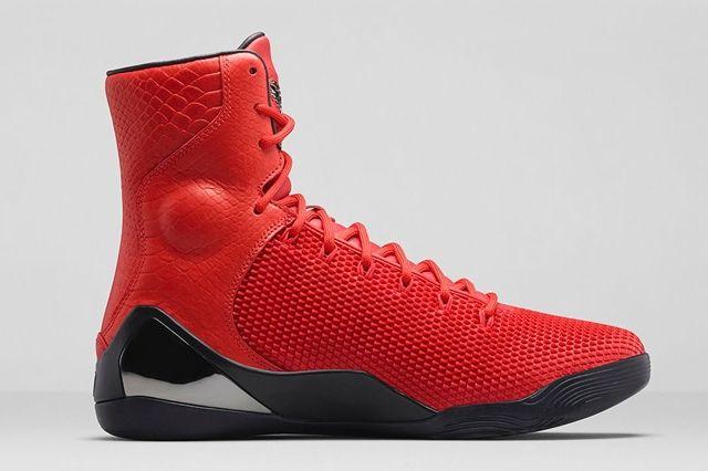 Nike Kobe 9 Ext Challenge Red 4
