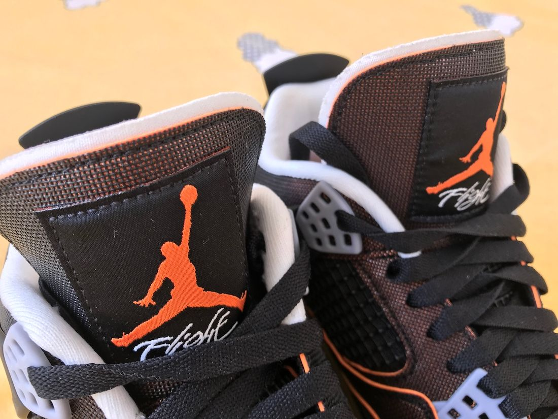 Air Jordan 4 'Starfish'