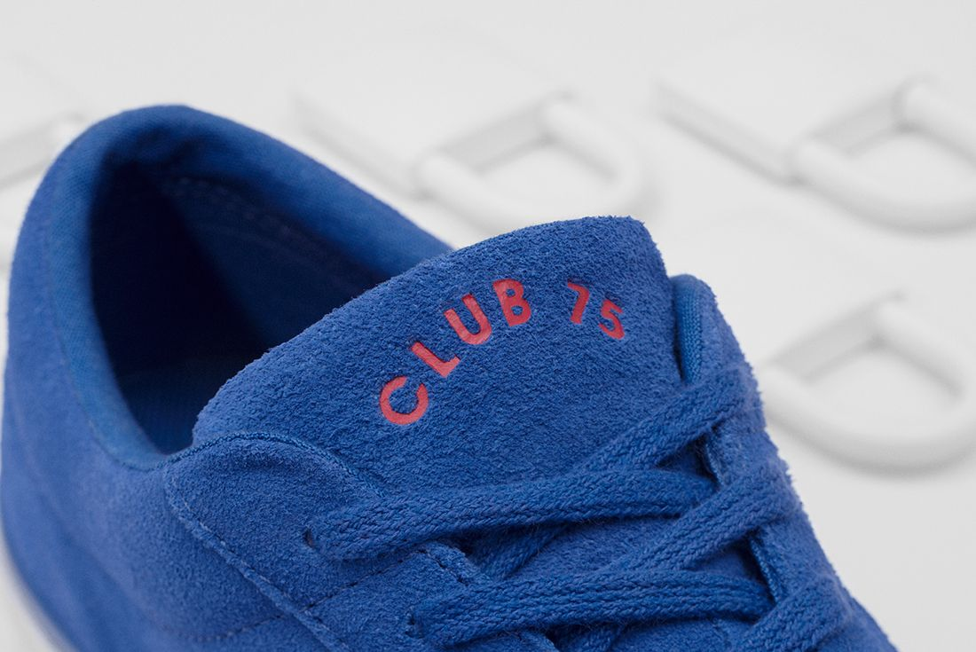 Colette X Converse X Club 75 Trois Collection8