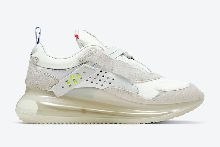 Nike Air Max 720 Slip Obj Summit White Da4155 100 Release Date 2