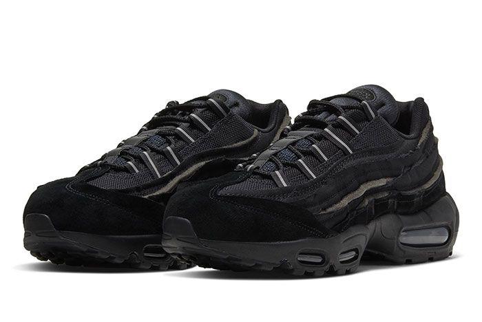 Comme Des Garcon Nike Air Max 95 Toe 2
