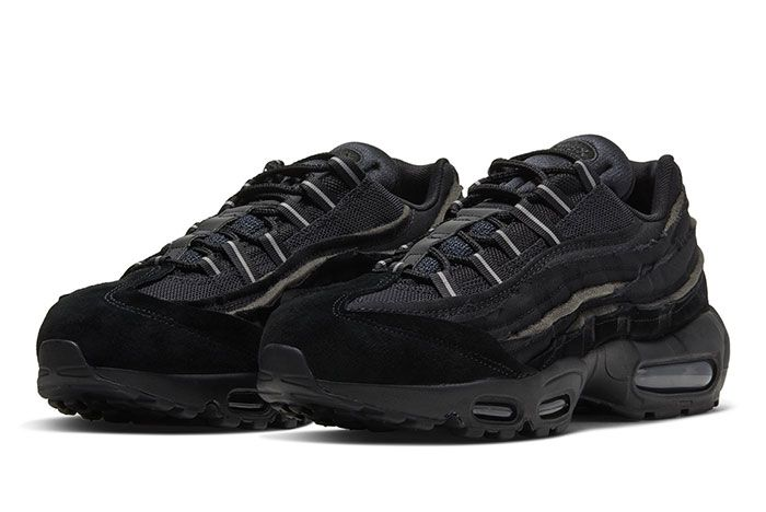 Comme Des Garcon Nike Air Max 95 Toe 2