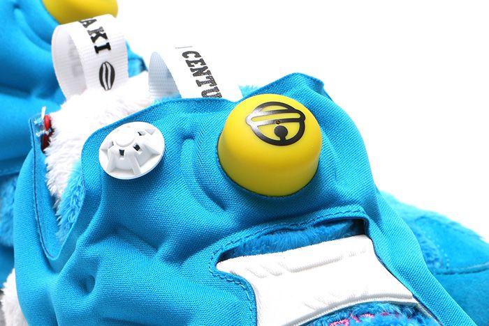 Atmos X Packer X Reebok Instapump Fury Doraemon 8