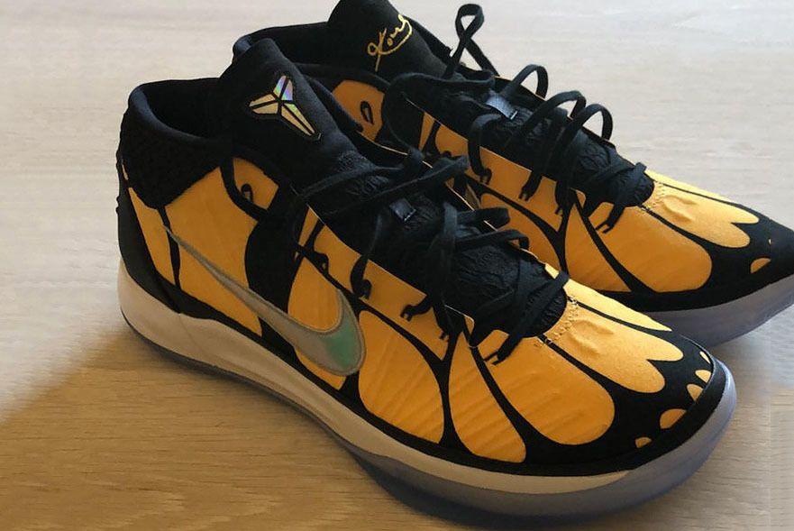 Nike Kobe Ad Isaiah Thomas Chyna 1 Sneaker Freaker