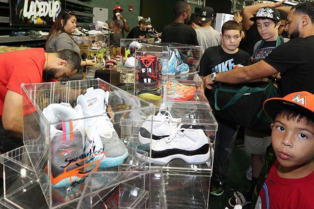 Sneaker Con Miami 201318