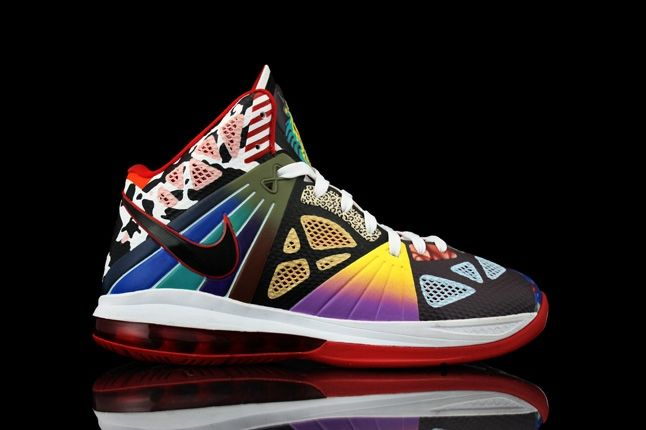 Revive Customs Nike Lebron8 Ps Rammellzee Profile 1