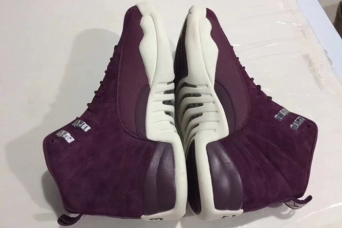 Nike Jordan 12 Bordeaux