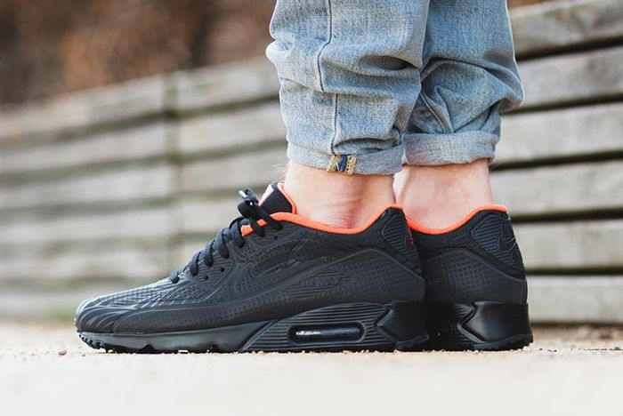 Nike Air Max 90 Ultra Moire Fb Black 2