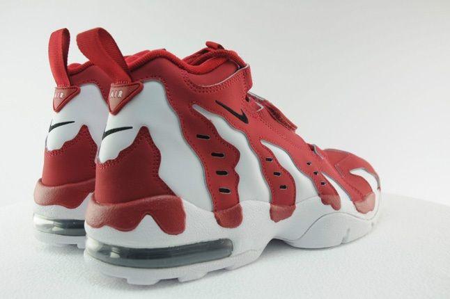 Nike Air Dt Mx 96 Varsity Red Black White 4