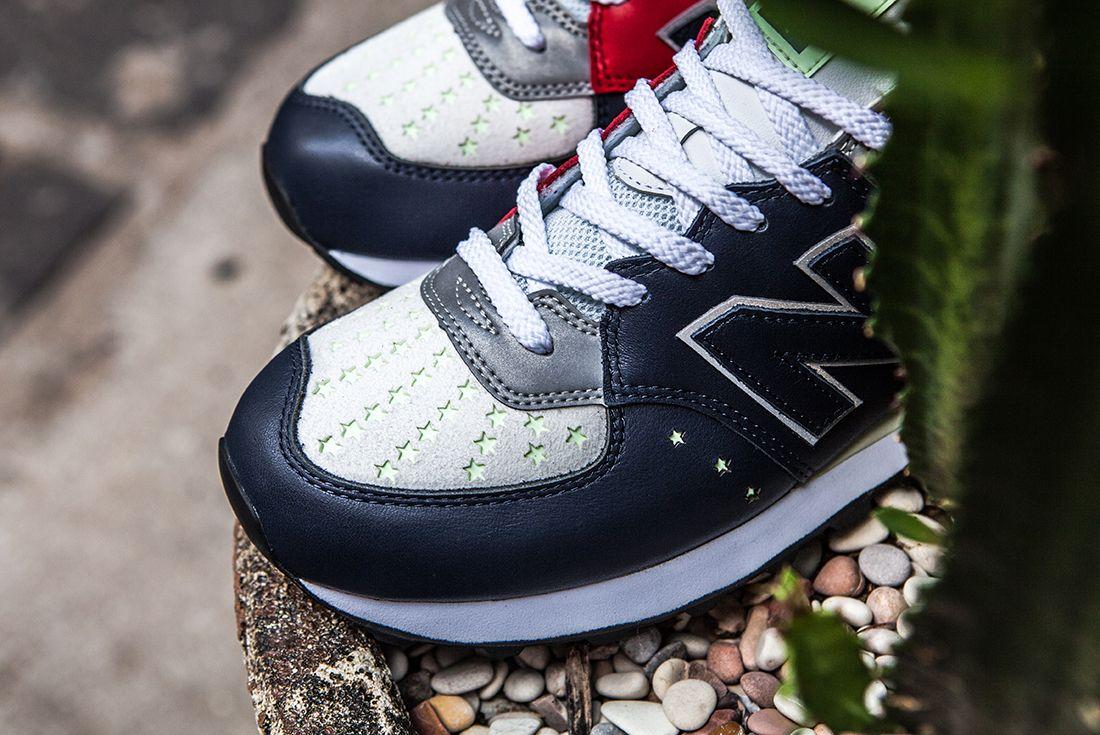 New Balance 574 Colab 9