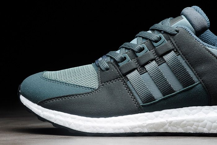 Adidas Eqt Support Ultra Boost Trace Green Utility Ivy 6