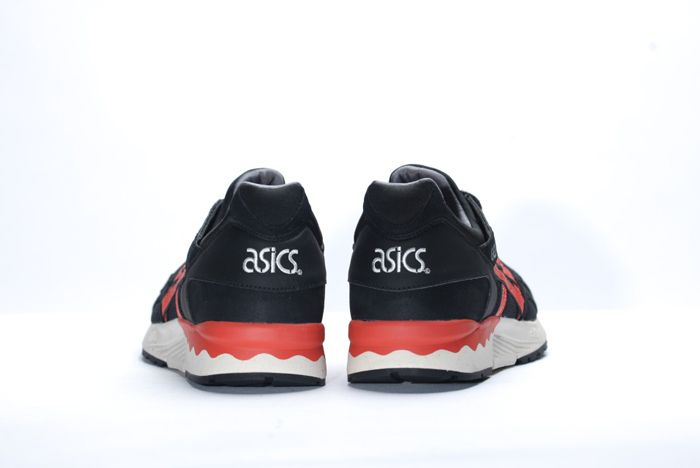 Asics Gel Lyte V Black Chilli 3