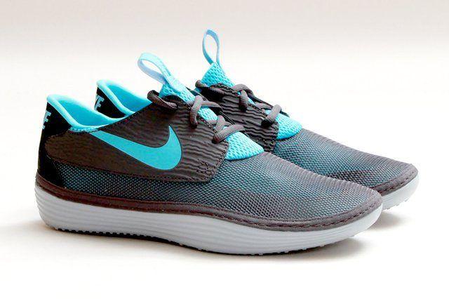 Nike Solarsoft Moccasin Polarized Blue 6