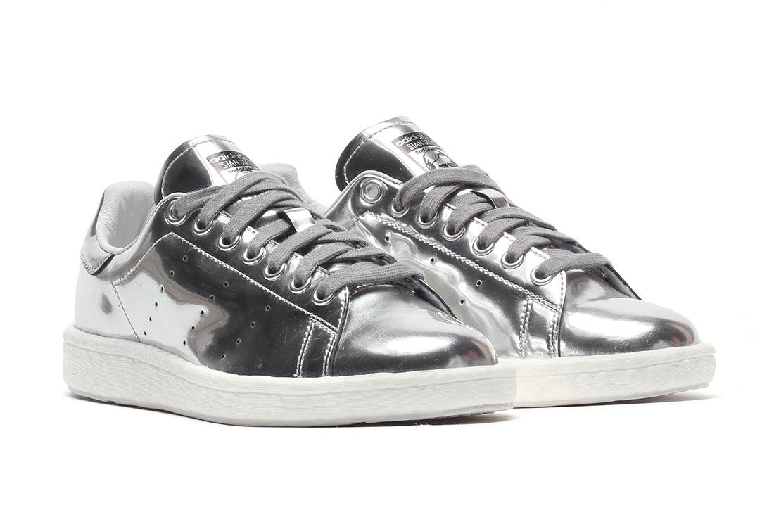 Adidas Stan Smith Boost Silver