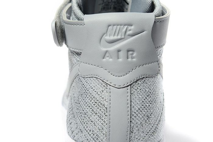 Air Force 1 Mid Ultra Grey 4
