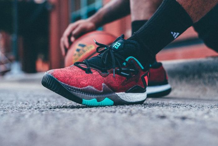 Adidas Crazylight Ghost Pepper9
