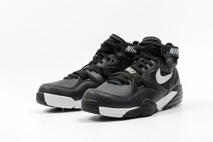 Nike Air Trainer Max '91 Leather Black4