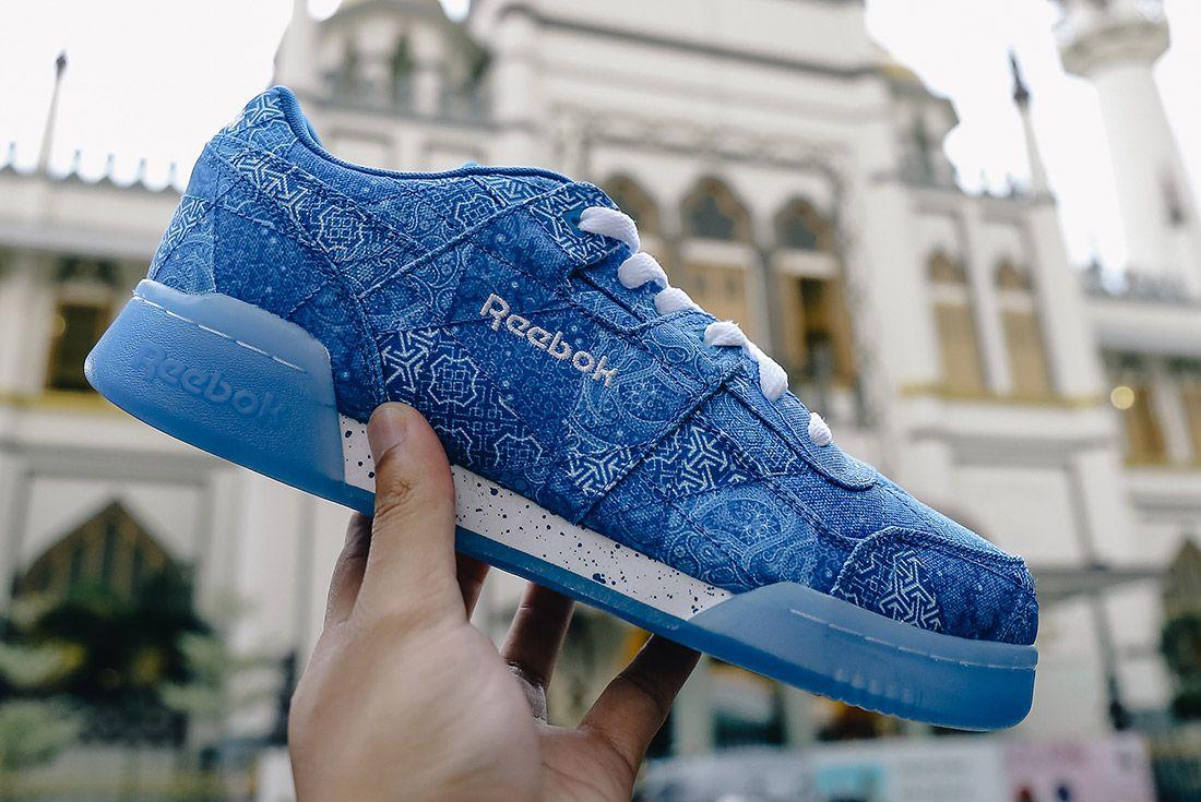 Limited Edt X Reebok Workout Lo Sneaker Freaker 7