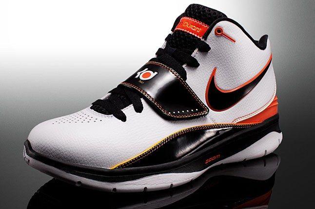Nike Kd2 White 1 1