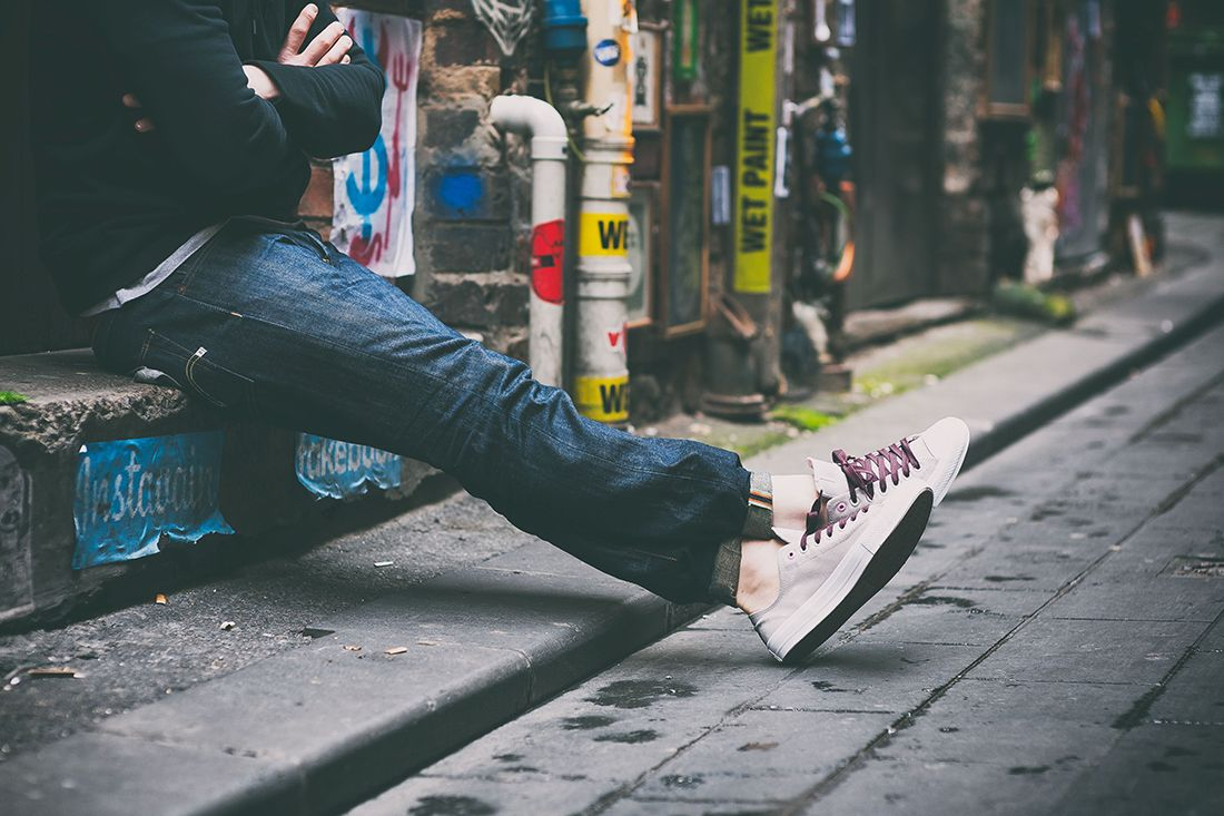 Converse Chuck Taylor Ii Counter Climate Sneakers By Melbourne Photographer Tom Cunningham 23