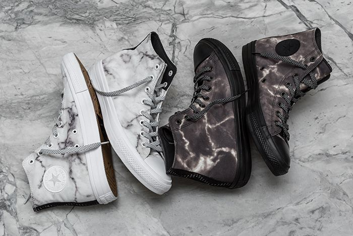 Converse First String Chuck Taylor All Star Ii Marble Pack2