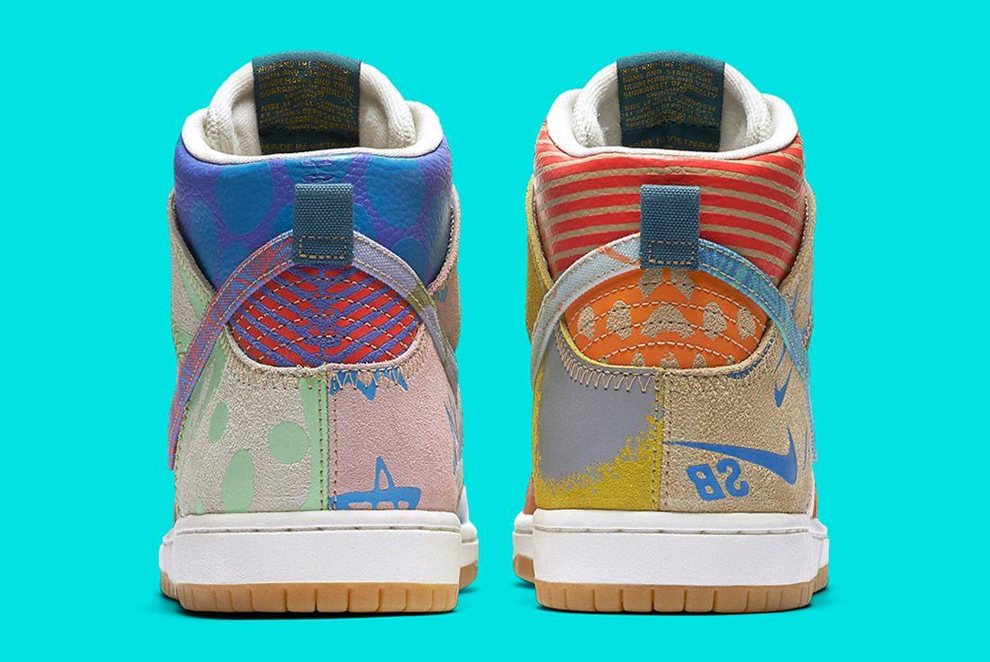 Nike Sb Zoom Dunk High Premium What The 3