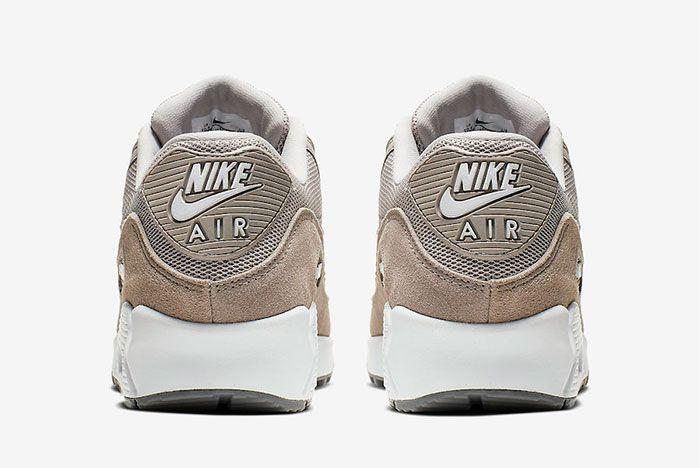 Nike Air Max 90 Sepia Stone Heel