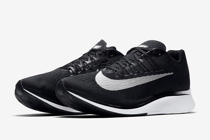 Nike Zoom Fly Black White 6