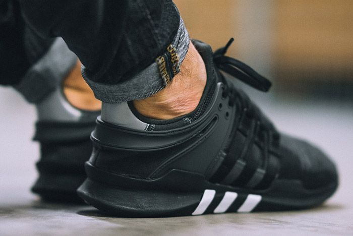 Adidas Eqt Support Adv 91 16 White Black 5