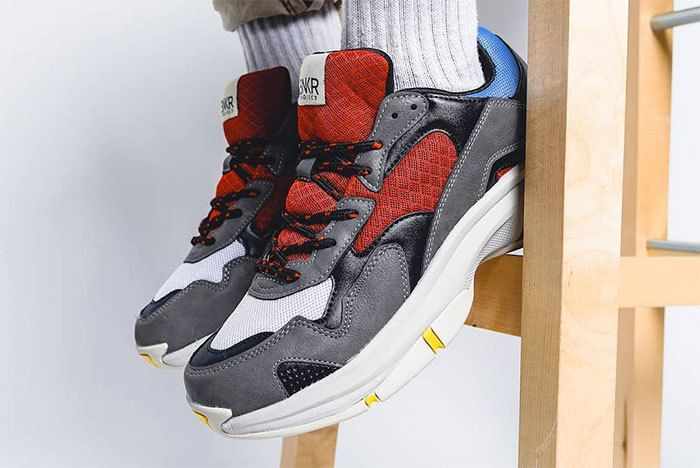Balenciage Triple S Rip Off Snkr Project 1