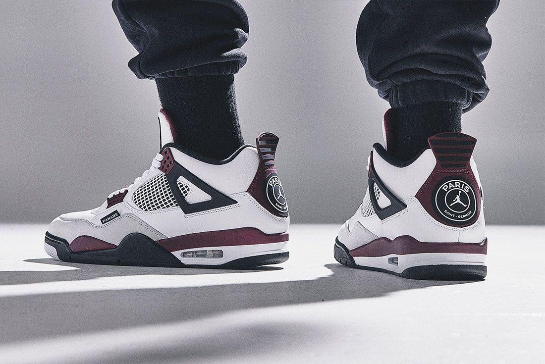 JD Sports Air Jordan 4 PSG
