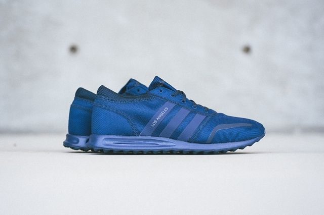 Adidas Los Angeles Dark Blue 5