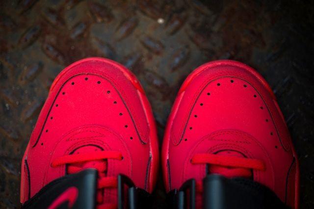 Nike Air Veer University Red 4