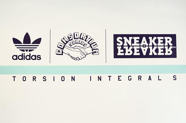 Sneaker Freaker Adidas Torsion Integral S Launch 30