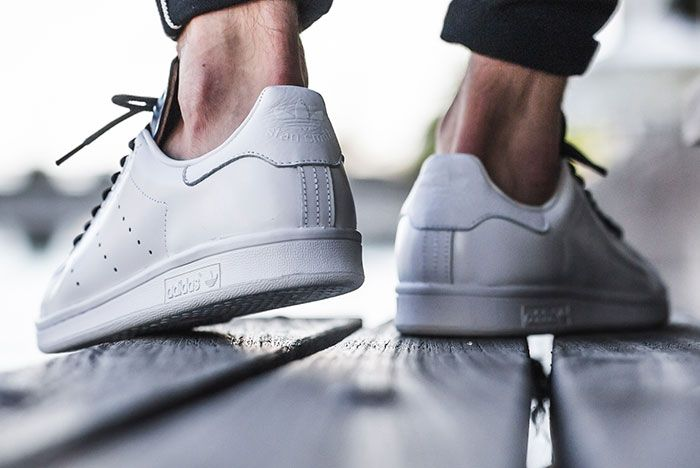 Adidas Stan Smith Whiteblack 5