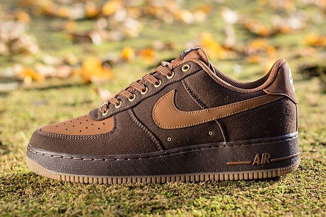 Nike Air Force 1 Low Light British Tan 1