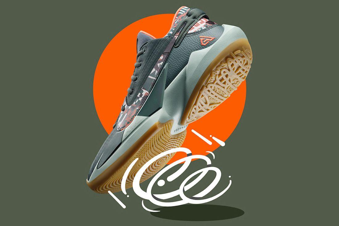Nike Air Zoom Freak 2 Bamo