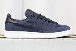 Adidas Stan Smith Denim Black Thumb
